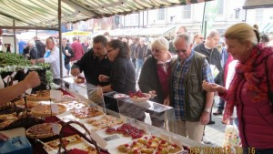 Beverley Local Produce Market. (Pic courtesy of Beverley Town Council)