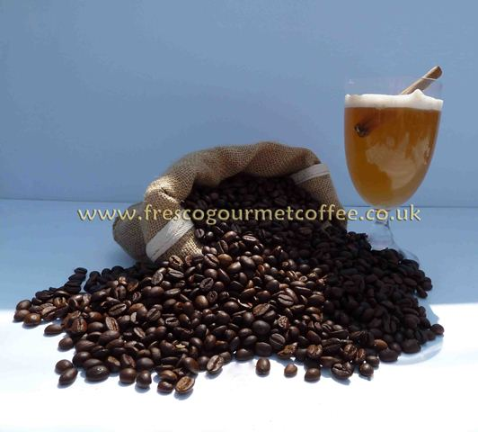 Flavoured Coffee Butter Rum