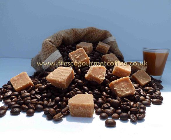 Flavoured Coffee Caramel Fudge Twist