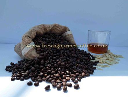 Flavoured Coffee Amaretto Royale