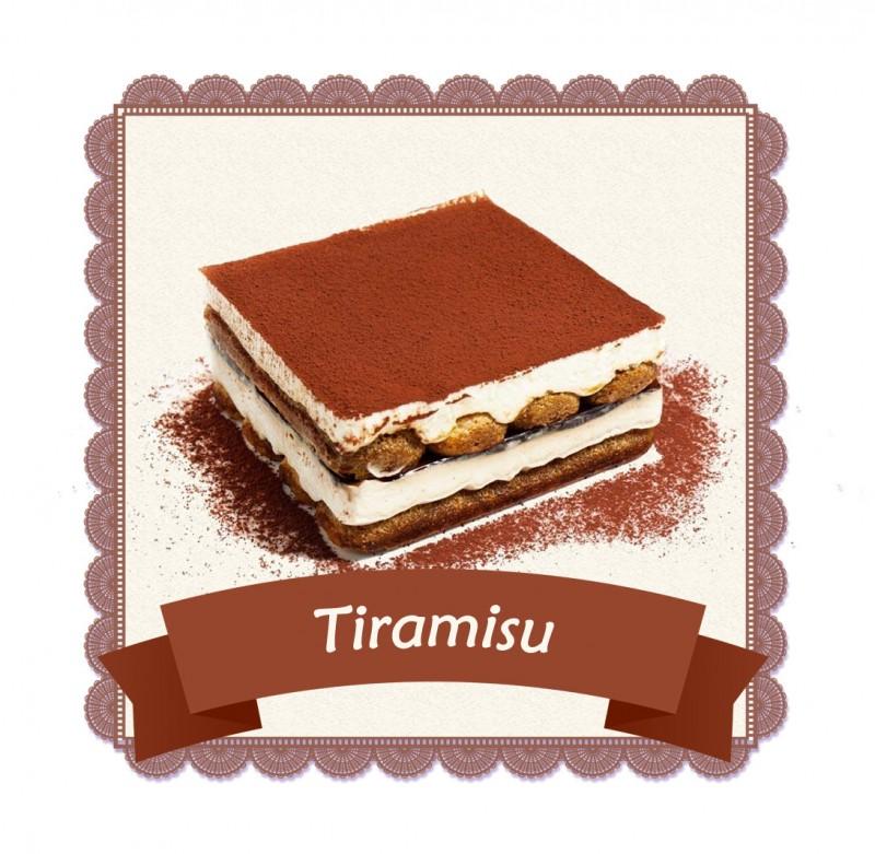 tiramisu hot flavoured chocolate