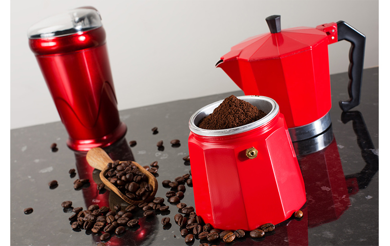 Andrew James Coffee Maker With Integrated Grinder : Grinders Electric Grinders Andrew James Coffee Grinder Fresco Gourmet Coffee and Tea