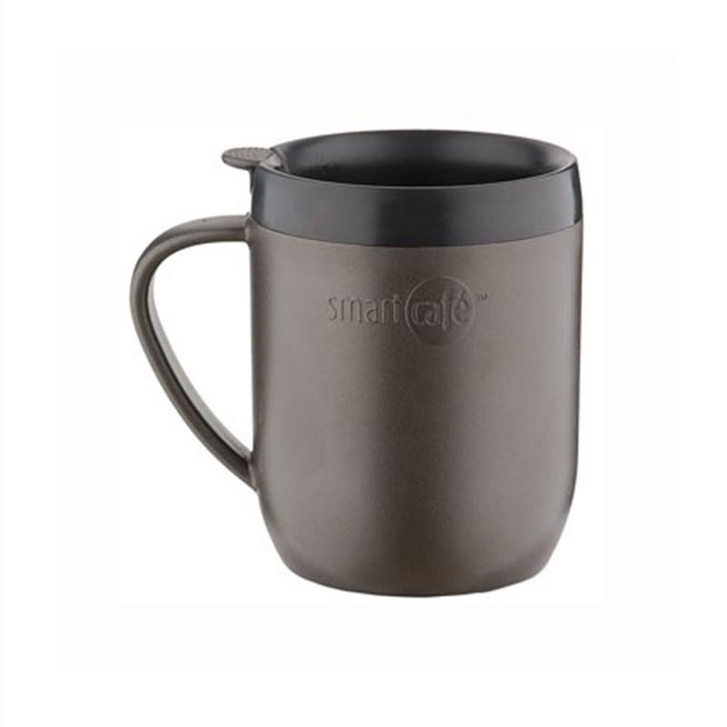 fresco gourmet flavoured coffee kitchenware smart mugs smart mug cafetiere graphite. Black Bedroom Furniture Sets. Home Design Ideas