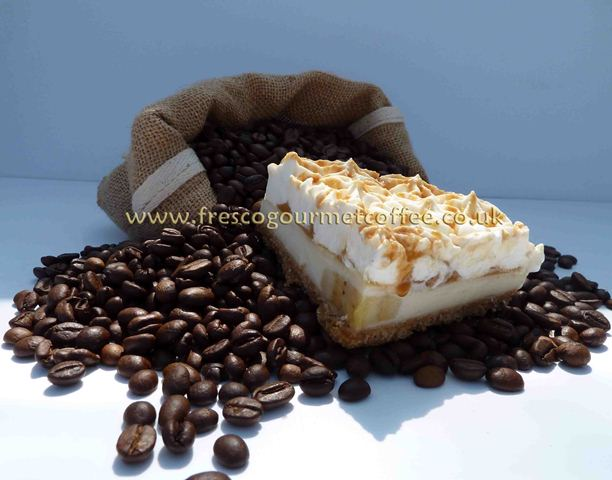 Flavoured Coffee Banoffee