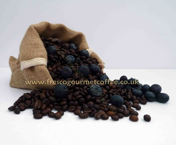 Flavoured Coffee Blueberry