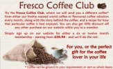 Click for more - Coffee Subscription