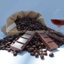 Chocolate Brandy Flavoured Coffee (Item ID:11143)