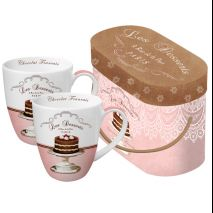 Mug Set GB Les Desserts (Item ID:2584)