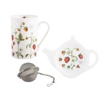 Strawberry Fayre High Tea Gift Set (Item ID:5174883)