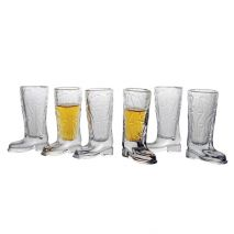 Kick Back Shot Glasses Set of 6 (Item ID:20651474)