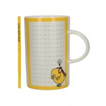 Little Miss Busy Memo Mug Gift Set (Item ID:5212733)