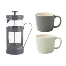La Cafetiere Grey Coffee Gift Set (Item ID:5187796)