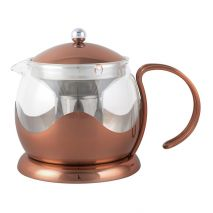 La Cafetiere Origins 1200ml Teapot Copper (Item ID:5164824)