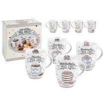 Mug Bakery Set of 4 (Item ID:2610)