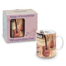 Mugs of Knowledge: Music (Item ID:2637)