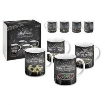Mug Cuisine Set of 4 (Item ID:2622)