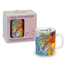 Mug of Knowledge: Geography (Item ID:2638)