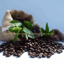 Chocolate Mint Decaffeinated Coffee (Item ID:-)