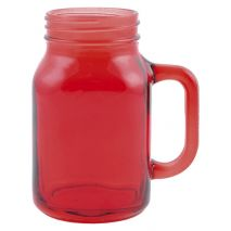 Randwyck Jam Jar Glass Red (Item ID:2500)