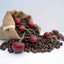 Chocolate Cherry Flavoured Coffee (Item ID:11146)