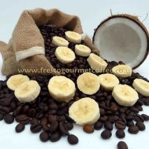 Coconut and Banana Flavoured Coffee (Item ID:11159)