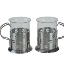 Coffee Cups Set of 2 (Item ID:8271)