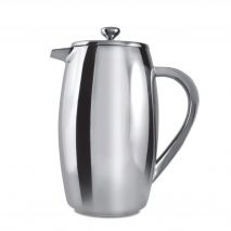 Double Walled 8 Cup Bellied Cafetiere (Item ID:BFD-08)