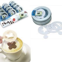 Eddingtons Coffee Stencils Gift Tin (Item ID:850070DP)