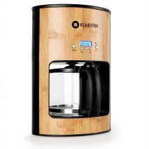 Klarstein Bamboo Coffee Maker (Item ID:10012349)