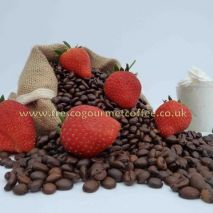 Strawberry and Cream Flavoured Coffee (Item ID:11196)