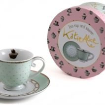 Tea Cup and Saucer (Item ID:CUPS3915)