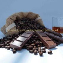Whiskey and Chocolate Flavoured Coffee (Item ID:11207)